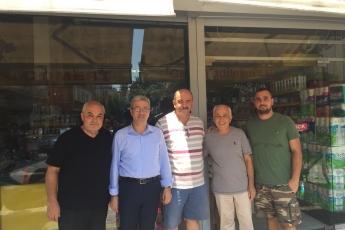 Kiremithane Mahallesi Muhtarı Ali GÜLDEN'i Ziyaretimiz-2