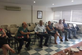 Tabipler Odası 6 Ağustos NKP Etkinliği Toplantısına Katılımımız
