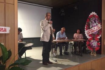CHP Gülnar İlçe Teşkilatı Danışma Kurulu Toplantısına Katılımımız-2