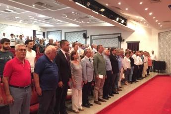 CHP Yenişehir İlçe Teşkilatı Danışma Kurulu Toplantısına Katılımımız-2