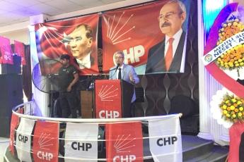 CHP Mezitli İlçe Teşkilatı Danışma Kurulu Toplantısına Katılımımız-3