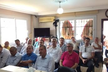 CHP Toroslar İlçe Teşkilatı Danışma Kurulu Toplantısına Katılımımız-1