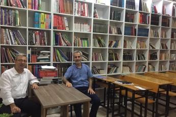 Nusratiye Mahallesi Muhtarı Mehmet DİNDAR'ı Ziyaretimiz-1