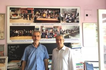 Nusratiye Mahallesi Muhtarı Mehmet DİNDAR'ı Ziyaretimiz-2