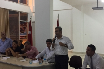 CHP Anamur  İlçe Teşkilatı Danışma Kurulu Toplantısına Katılımımız-2