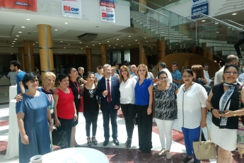 Mersin CHP İl Teşkilatı Danışma Kurulu Toplantısına Katılımımız-1