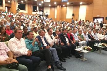 Mersin CHP İl Teşkilatı Danışma Kurulu Toplantısına Katılımımız-2