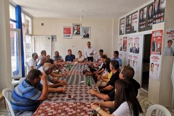 CHP Mersin Aydıncık  İlçe Teşkilatımızda Bayramlaşmamız-1