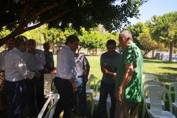 CHP Mersin Bozyazı  İlçe Teşkilatımızda Bayramlaşmamız-1