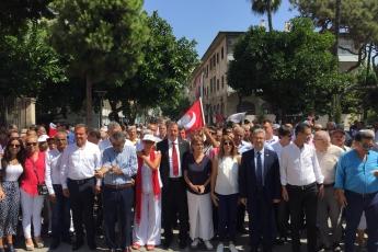CHP Mersin İl Örgütü ile 30 Ağustos Zafer Bayramı Kutlaması-1