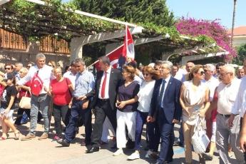 CHP Mersin İl Örgütü ile 30 Ağustos Zafer Bayramı Kutlaması-2