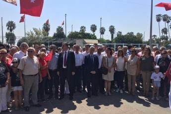 CHP Mersin İl Örgütü ile 30 Ağustos Zafer Bayramı Kutlaması-3