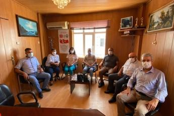 Mut-Esnaf-ve-Sanatkarlar-Odasını-ve-Başkanımız-Yusuf-Köğce'yi-ziyaret-ettik.