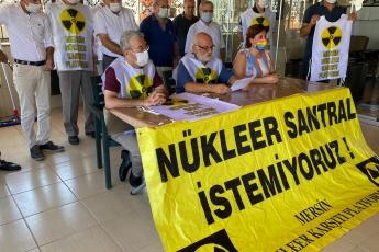2020-08-13- Nükleer Santral İstemiyoruz - 2
