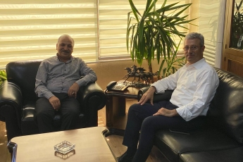 2020-08-17- Mersin Esnaf Ve Sanatkarlar Odaları Birliği Başkanı Sayın Talat Dinçer'i ziyaret ettik. Esnafımızın sorunlarını konuştuk. Partimizin çözüm önerilerini aktardık. - 1