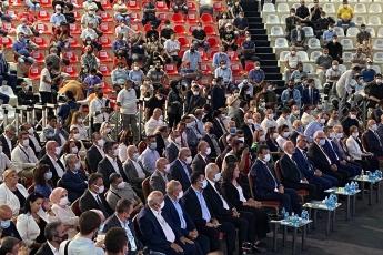 Genel Başkanımız Sayın Kemal Kılıçdaroğlu ile birlikte Hacıbektaş'tayız.