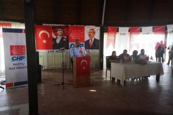Mersin CHP Mezitli İlçe Örgütü Danışma Kurulu Toplantısına Katılımımız.-03