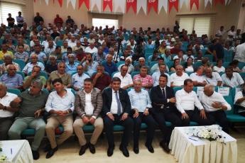 Mersin CHP Tarsus İlçe Örgütü Danışma Kurulu Toplantısına Katılımımız.-01