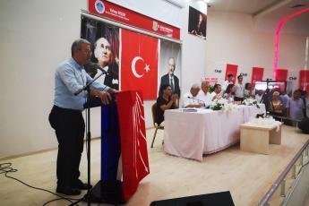 Mersin CHP Tarsus İlçe Örgütü Danışma Kurulu Toplantısına Katılımımız.-02