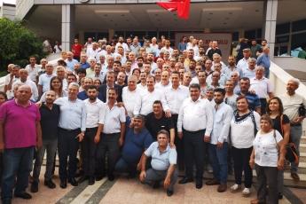 Mersin CHP Tarsus İlçe Örgütü Danışma Kurulu Toplantısına Katılımımız.-03