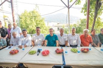 Mersin Kepirli Köyü MESKİ İçme Suyu Yatırımları İle İlgili Vatandaşları Bilgilendirme Toplantısına Katılımımız.-01