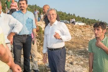 Mersin Kepirli Köyü MESKİ İçme Suyu Yatırımları İle İlgili Vatandaşları Bilgilendirme Toplantısına Katılımımız.-03
