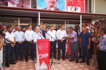 CHP Bozyazı İlçe Örgütü Yeni Binası Açılışına Katılımımız.-01