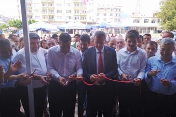 CHP Bozyazı İlçe Örgütü Yeni Binası Açılışına Katılımımız.-02