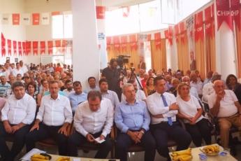 CHP Anamur İlçe Örgütü Danışma Kurulu Toplantısına Katılımımız.-01