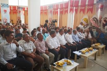 CHP Anamur İlçe Örgütü Danışma Kurulu Toplantısına Katılımımız.-02