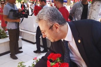 Mersin Kurban Bayramı Şehitlik Ziyaretimiz ve Şehit Aileleri ile Bayramlaşmamız.-04