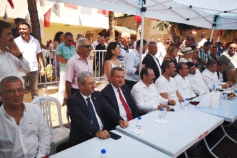 CHP İl Başkanlığı, Akdeniz, Mezitli, Yenişehir, Toroslar İlçe Örgütleri İle Bayramlaşmamız.-01