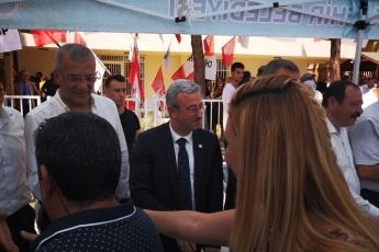 CHP İl Başkanlığı, Akdeniz, Mezitli, Yenişehir, Toroslar İlçe Örgütleri İle Bayramlaşmamız.-02
