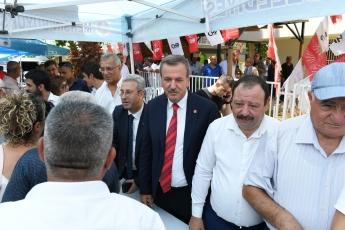 CHP İl Başkanlığı, Akdeniz, Mezitli, Yenişehir, Toroslar İlçe Örgütleri İle Bayramlaşmamız.-03