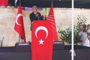 CHP İl Başkanlığı, Akdeniz, Mezitli, Yenişehir, Toroslar İlçe Örgütleri İle Bayramlaşmamız.-04