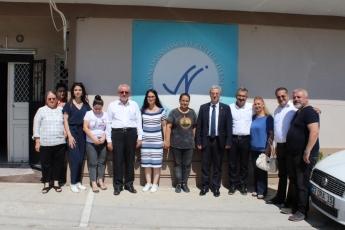 Mersin Klikya Nehir Derneğinde Dernek Yöneticileri ve Üyelerini Bayram Ziyaretimiz.-02