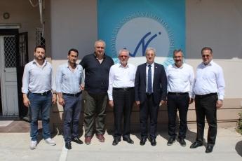 Mersin Klikya Nehir Derneğinde Dernek Yöneticileri ve Üyelerini Bayram Ziyaretimiz.-03