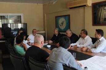 Mersin Klikya Nehir Derneğinde Dernek Yöneticileri ve Üyelerini Bayram Ziyaretimiz.-05