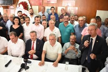 CHP Tarsus İlçe Örgütü İle Bayramlaşmamız.-02