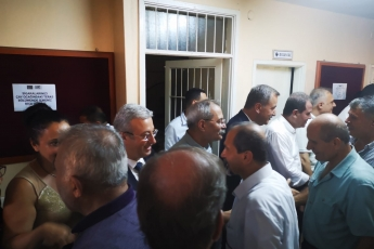 CHP Tarsus İlçe Örgütü İle Bayramlaşmamız.-03