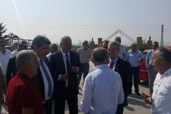 Nevşehir Hacı Bektaş Veli Anma Törenine Katılımımız.-02