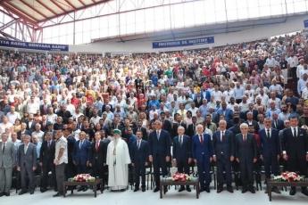 Nevşehir Hacı Bektaş Veli Anma Törenine Katılımımız.-06