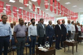 CHP Akdeniz İlçe Örgütü Danışma Kurulu Toplantısına Katılımımız.-01