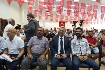 CHP Akdeniz İlçe Örgütü Danışma Kurulu Toplantısına Katılımımız.-02