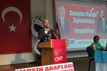CHP Akdeniz İlçe Örgütü Danışma Kurulu Toplantısına Katılımımız.-03