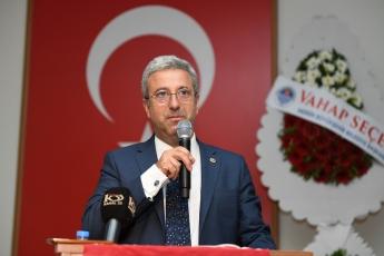 CHP Akdeniz İlçe Örgütü Danışma Kurulu Toplantısına Katılımımız.-05