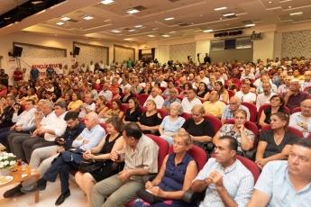 CHP Yenişehir İlçe Örgütü Danışma Kurulu Toplantısına Katılımımız.-02