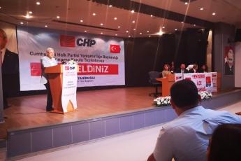 CHP Yenişehir İlçe Örgütü Danışma Kurulu Toplantısına Katılımımız.-04
