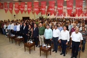 CHP Akdeniz İlçe Örgütü Olağanüstü Kongresine Katılımımız.-03