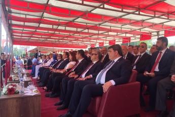Mersin Cumhuriyet Meydanında 30 Ağustos Zafer Bayramı Kutlamalarına Katılımımız.-04